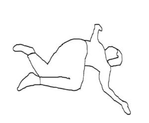 sima-yoga-talk-下背鐘擺式-Lumbar Pendulum-瑜珈-動作-舒緩背痛