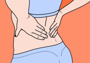 舒緩背痛-瑜珈動作