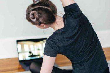 瑜珈練習,不一定有對錯標準